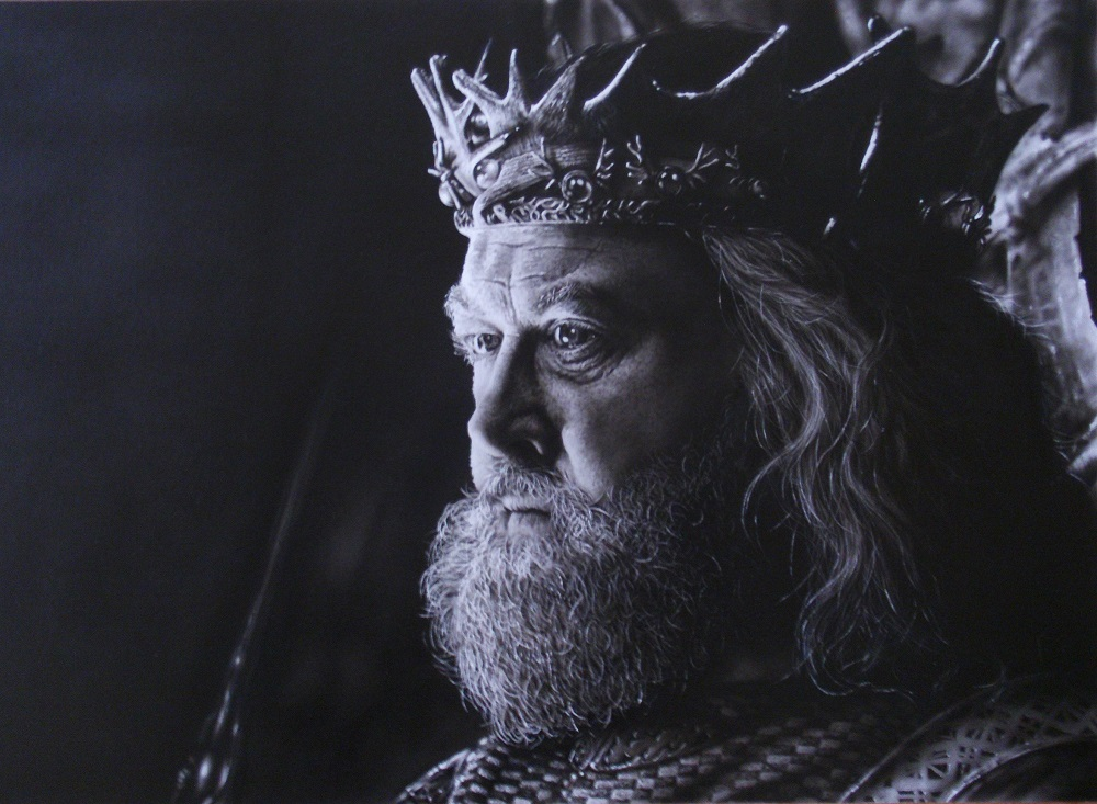 Robert Baratheon (Mark Addy)