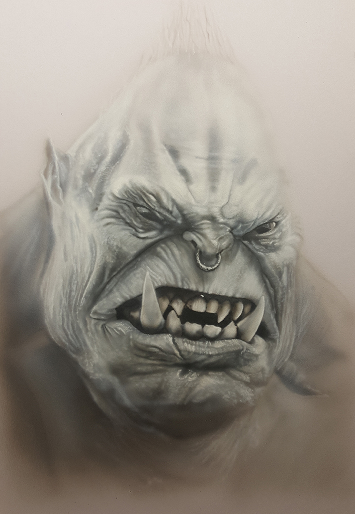 Ogre so far