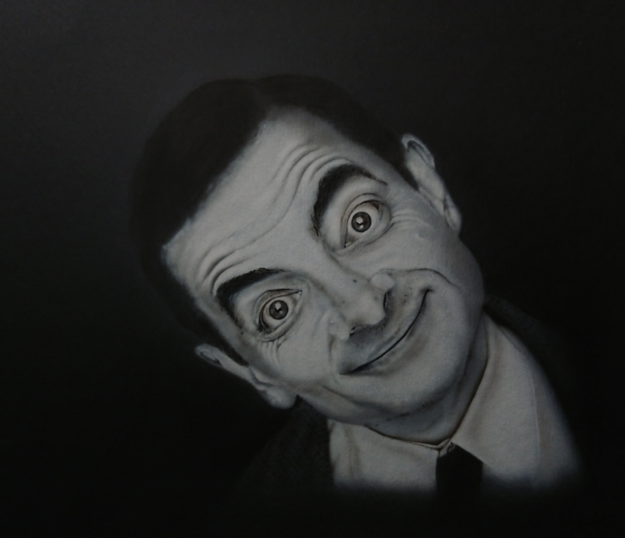 Mr Bean to go with Steve McQueen
