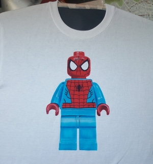 Lego Spiderperson