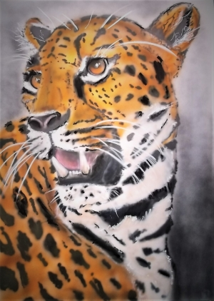 Airbrush / Pastel 700 x 500 mm card
