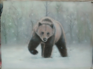 First animal painting
